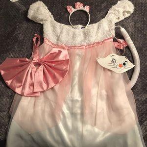 Disney Aristocat's Marie Halloween Costume